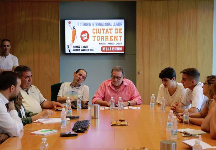 L'II Torneig Ciutat de Torrent reunirà promeses del bàsquet júnior internacional
