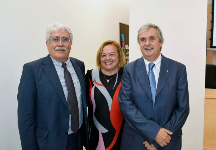 Juan Fuster Verdú, investigador de l'IFIC, nou delegat del CSIC a la Comunitat Valenciana