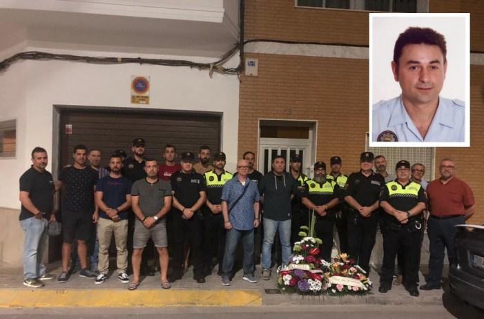 Familiars i companys homenatgen un any més a Tomás Catalán