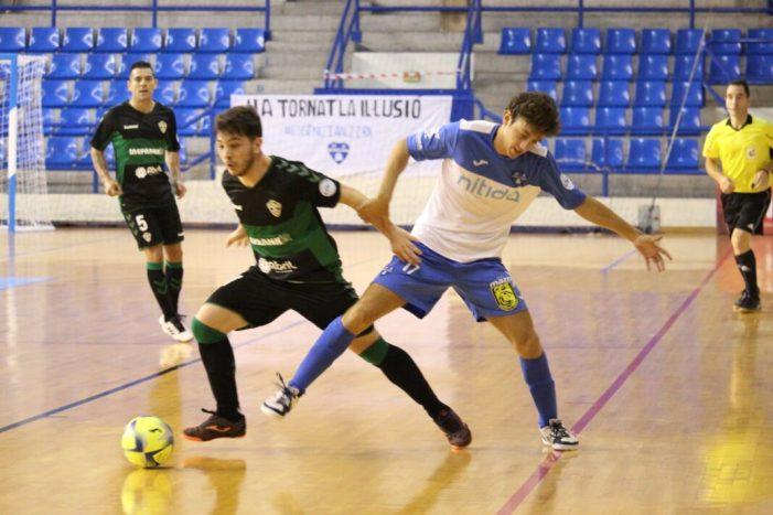 Nítida Alzira 0-4 Irefrank Elx CF Sala