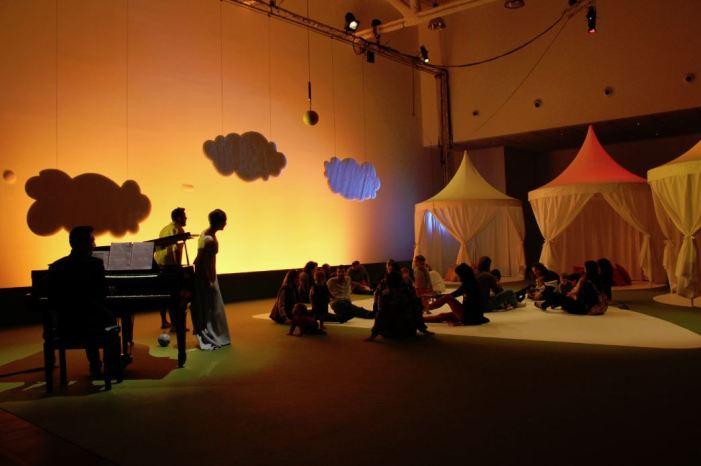 Les Arts penja el cartell de 'No hi ha entrades' per a les funcions familiars de 'Babies Only