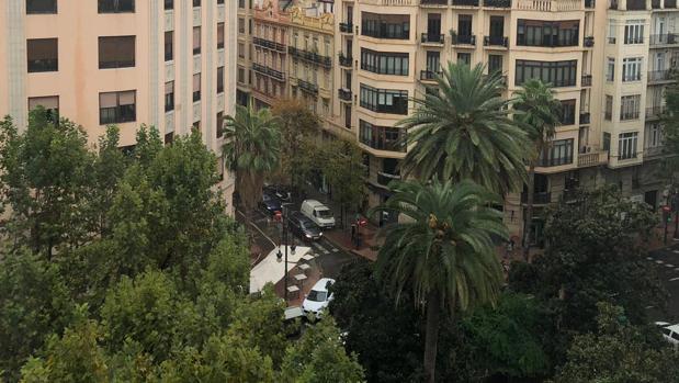 Tots els dispositius municipals de jardineria, neteja i bombeig estan preparats davant l'amenaça de pluges intenses a València