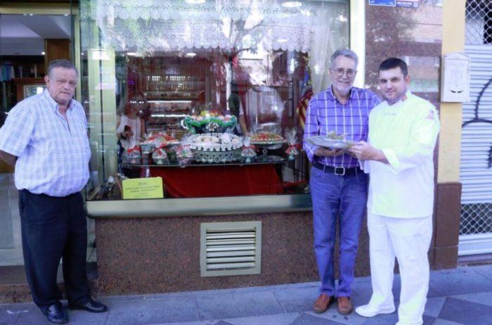L'alcalde Albal ha visitat aquest matí el negoci local que compleix 37 anys de vida