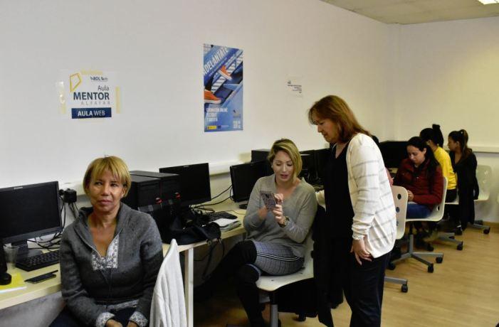 Alfafar organitza un taller d'emprenedoria digital per a dones