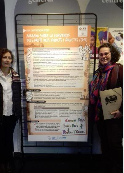 Alzira participa en les Jornades de les Ciutats Amigues de la Infància