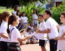 Picassent celebra la VIIIa edició de l'Aplec de Danses Populars Escolars amb l'alumnat del municipi