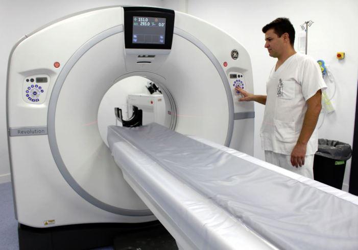 Sanitat adquireix un nou TAC de 64 corts per a l'Hospital General de València