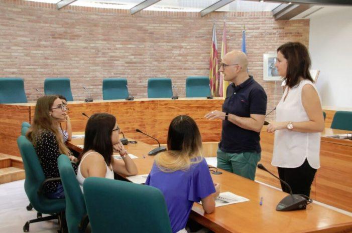 L'Ajuntament d'Alaquàs contracta a 18 joves aturats mitjançant el Pla d'Ocupació de la Generalitat