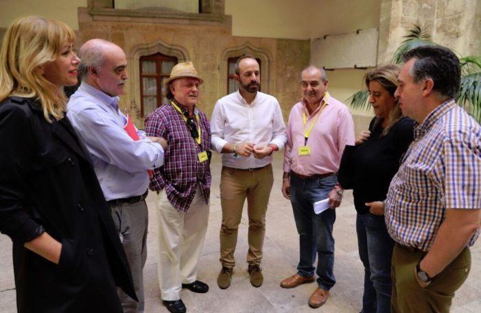 A la seu de la Diputació de València s'han presentat este dijous les semifinals de la XII Copa Diputació de València