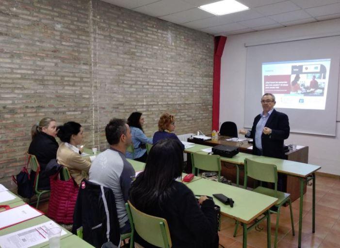 L'Escola de Comerç de Picassent dóna per finalizats els tallers de 2019