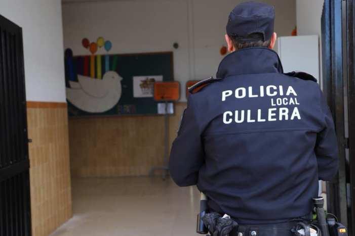 Cullera reconeix els mèrits i el valor dels seus policies i ciutadans