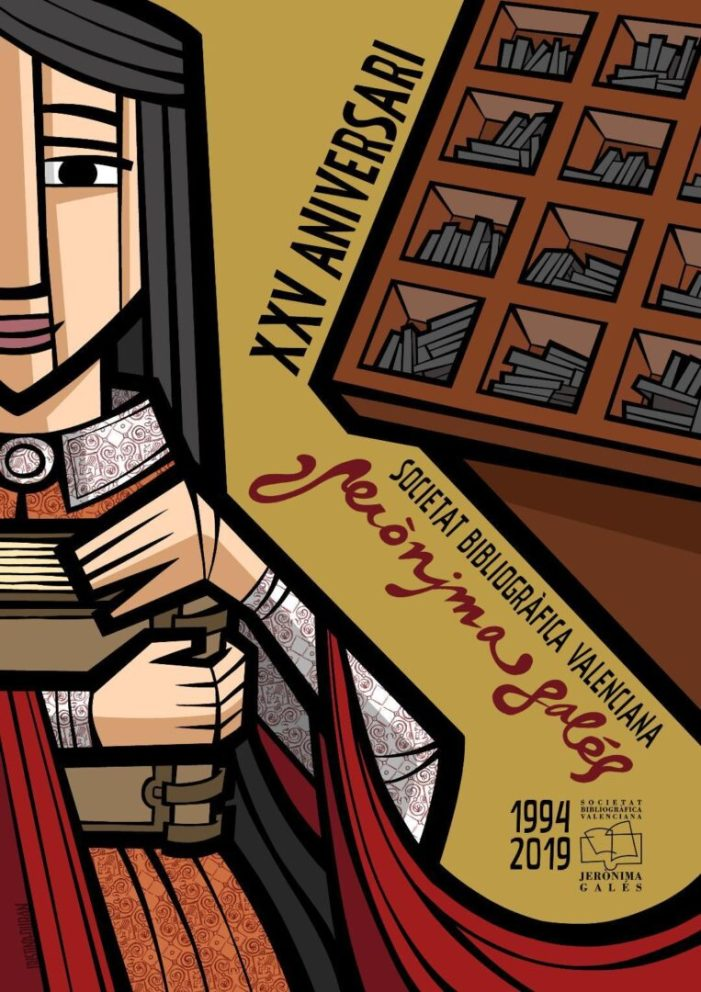 La Nau acull les II Jornades de Bibliofília, una cita anual per als bibliògrafs valencians