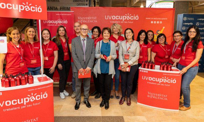 La Facultat de Farmàcia reuneix més d'una vintena d'empreses en el Fòrum d'Ocupació i Emprenedoria
