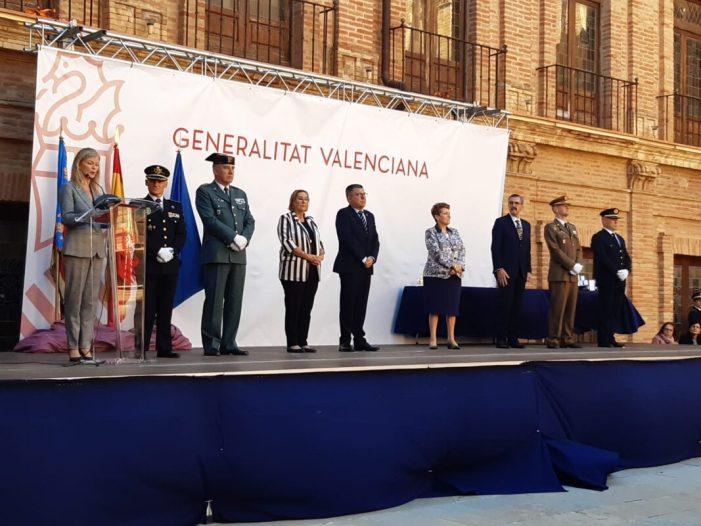 Gabriela Bravo destaca el 'paper essencial' de la Policia Local per a erradicar la violència machista