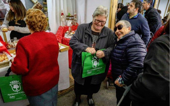 La Fira del Comerç d'Alberic reunirà a quaranta tendes i empreses locals a partir del 30 de novembre