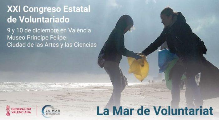 Igualdad organitza la XXI edició del Congrés Estatal del Voluntariat en València