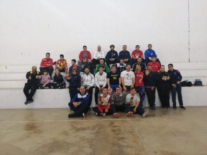 Massalfassar acull el primer nivell del curs d'entrenador de pilota valenciana