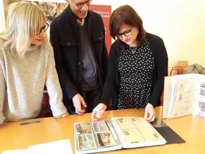 La Biblioteca Valenciana rep l'arxiu de Francesc Bosch i Morata i Pilar Trenzano