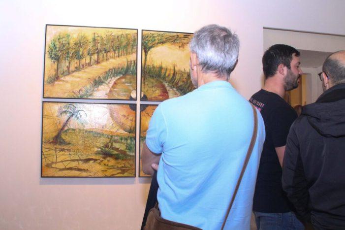 El passat 29 de novembre s'inaugurava a la Sala la Nova, al Castell d'Alaquàs l'exposició d'art multidisciplinar -Leonardo da Vinci