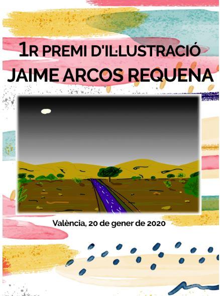 Antella convoca un premi d'il·lustració per a recordar a Jaime Arcos Requena