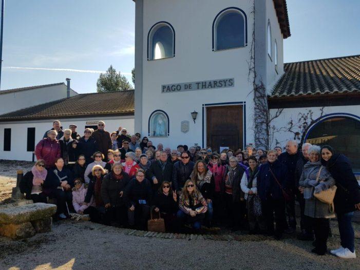 Els majors de Picassent visiten Requena