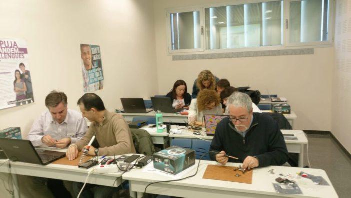 El projecte educatiu 'La Feria Aèria'  aterra, per primera vegada a Catarroja