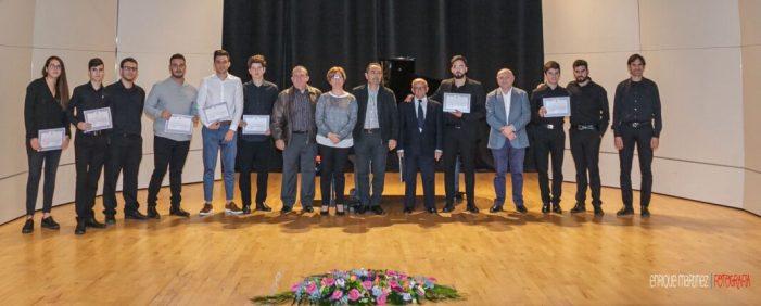 Raúl Alzallu guanya la categoria regna del Concurs de Trompeta de Benimodo