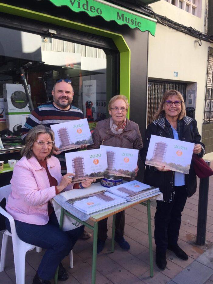 L'Ajuntament de Picassent edita el Calendari solidari de 2020