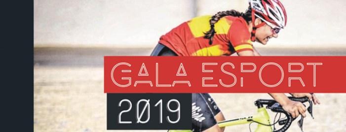 Picassent: Reconeixements i premis en la Gala de l'Esport 2019