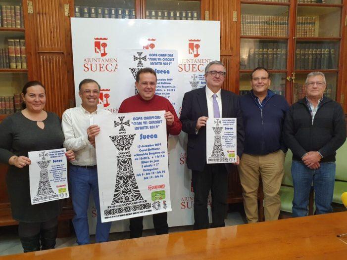 Sueca acollirà la final del VII Circuit Infantil d'Escacs de la Comunitat Valenciana