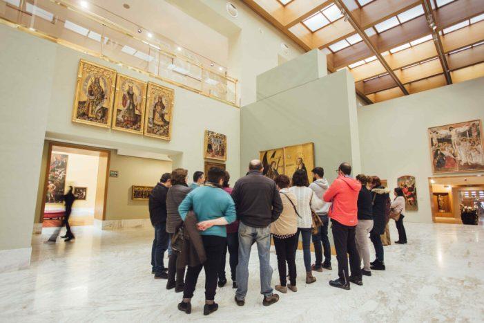 El Museu de Belles Arts de València tanca l'any amb 177.137 visitants