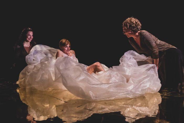 Última setmana de 'Tirant', la producció de l'Institut Valencià de Cultura, al Teatre Rialto