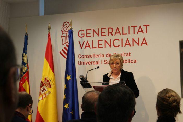 Barceló: 'La demora mitjana quirúrgica continua descendint en la Comunitat Valenciana i ja se situa en 90 dies, 19 menys que al setembre'