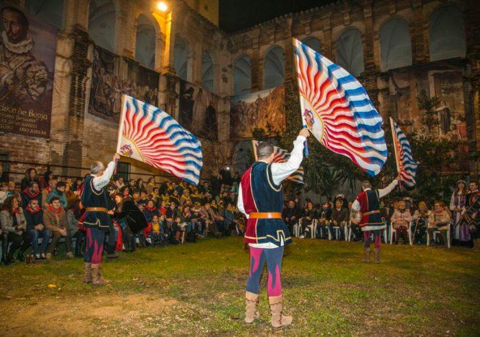 Més de 70.000 persones omplin Llombai amb el Mercat Renaixentista dels Borja