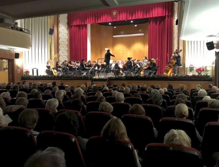 L'Ateneu Mercantil celebra el Concert d'Any Nou amb l'Orquestra Simfònica del Mediterrani