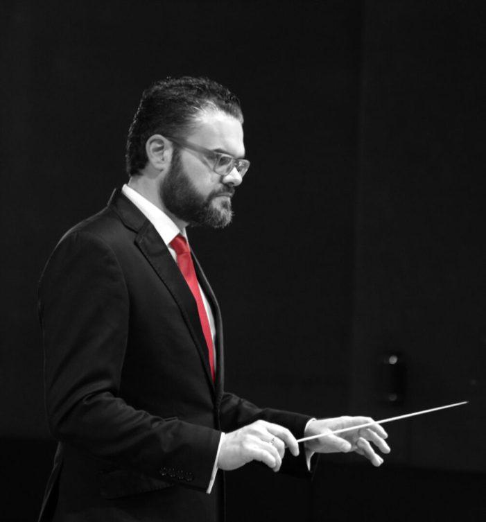 Rafa García Vidal nou director de la Jove Banda Simfònica de la FSMCV per a 2020