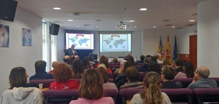 El Departament de la Ribera preveu fer una volta al món virtual en 2020 a través dels seus passejos saludables
