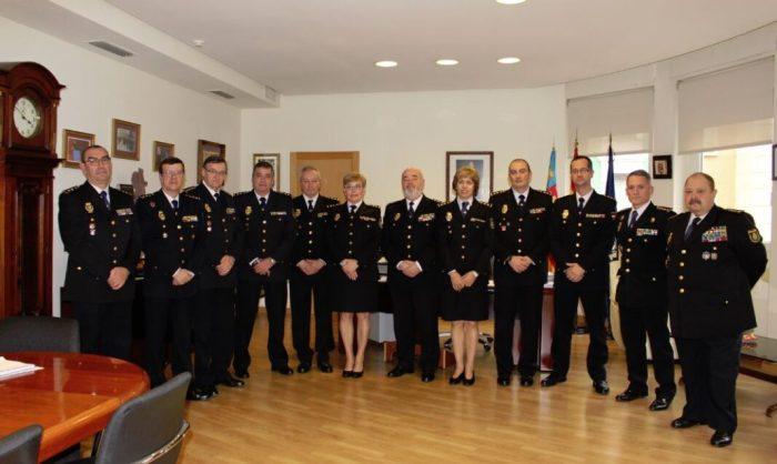 Sis nous comissaris de Policia Nacional s'incorporen en la Comunitat Valenciana