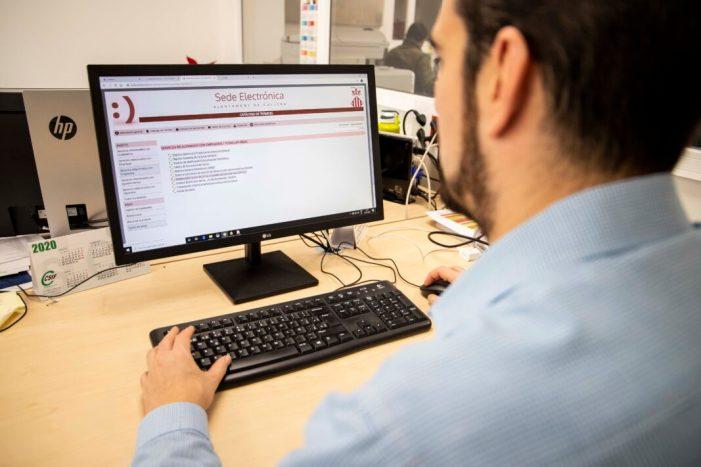 Cullera ja permet fer tràmits online sense desplaçar-se a l'ajuntament