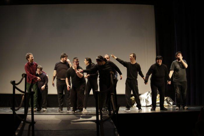El Centre Ocupacional el Renàixer de Godella presenta el seu projecte de dansa amb el suport de l'Ajuntament