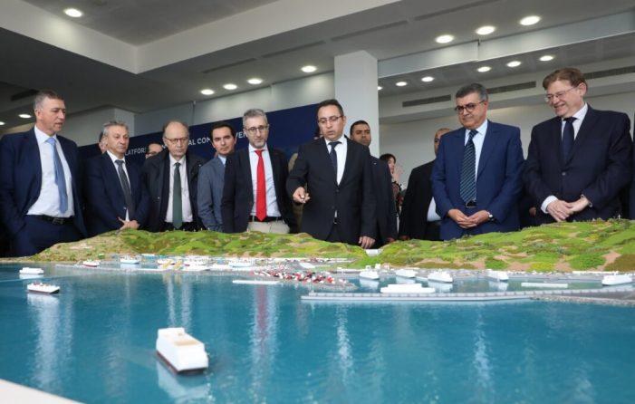 Ximo Puig anuncia que la Generalitat impulsarà un consorci públic-privat amb empreses valencianes per a optar al concurs públic dels ferrocarrils del Marroc
