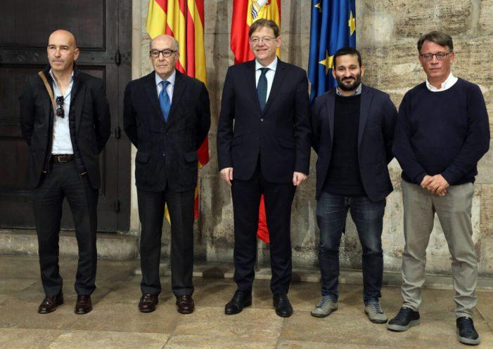 Ximo Puig anuncia la renovació del Gran Premi de la Comunitat Valenciana