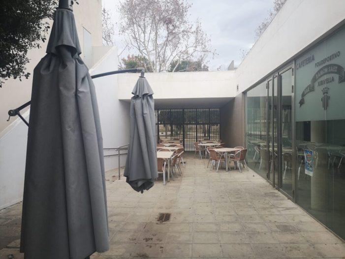 Licitació cafeteria Poliesportiu de Xirivella
