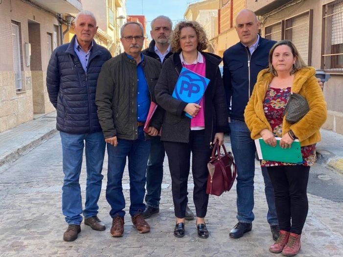 PP i CS  de Torrent presentaran una moció per a la revitalització del barri de l'Ermita i el Alter després de reunir-se amb les seues associacions de veïns