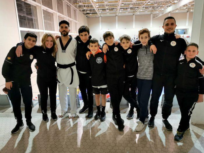 El club PIAAM de Paiporta aconsegueix l'or en parataekwondo en la Lliga Autonòmica