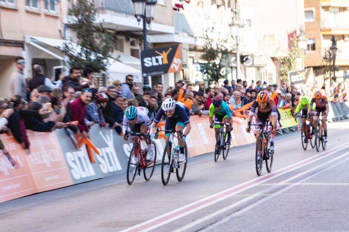 Cullera, meta de l'elit del ciclisme mundial femení