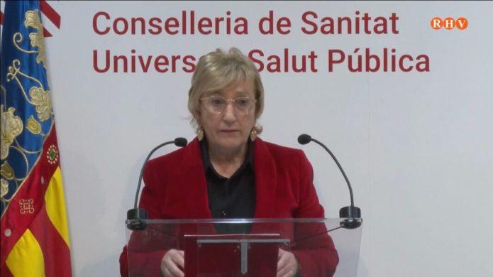 La corba d'afectats a la Comunitat Valenciana suma 135 nous casos en un dia, és a dir, 584 nous casos positius i 3200 en total