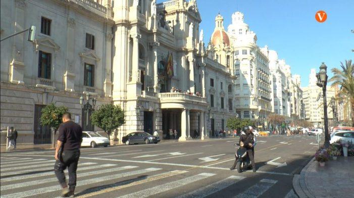 Ribó anuncia ajudes a autònoms, pimes i comerços amb una línia pressupostària de 5,3milions d'euros