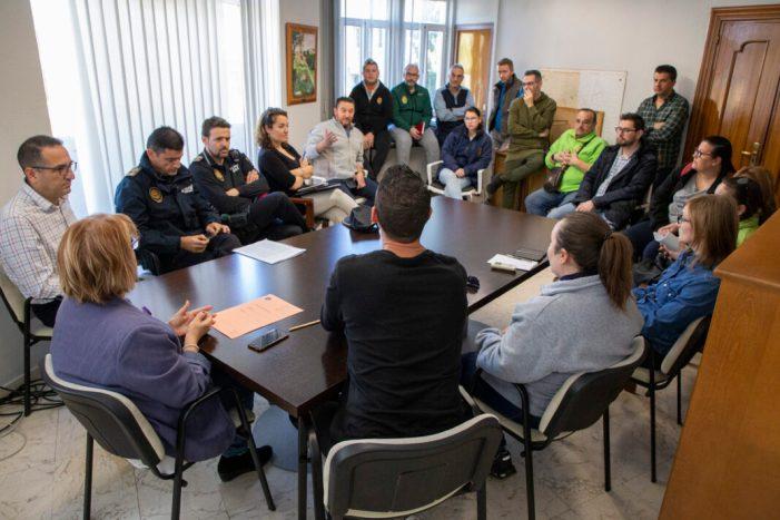 L'Ajuntament de Picassent convoca amb urgència a la Junta Local Fallera i als representants de les 8 comissions falleres del municipi després de l'aplaçament de les Falles