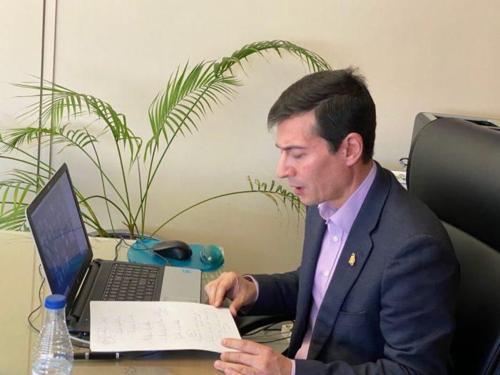 Burjassot aprova la Declaració Institucional de la FVMP per a la unió del municipalisme valencià enfront del Coronavirus
